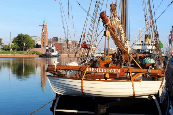 Maritime oplevelser i Bremerhaven