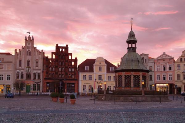 Road trip til Mecklenburg-Vorpommern, Wismar og Rügen
